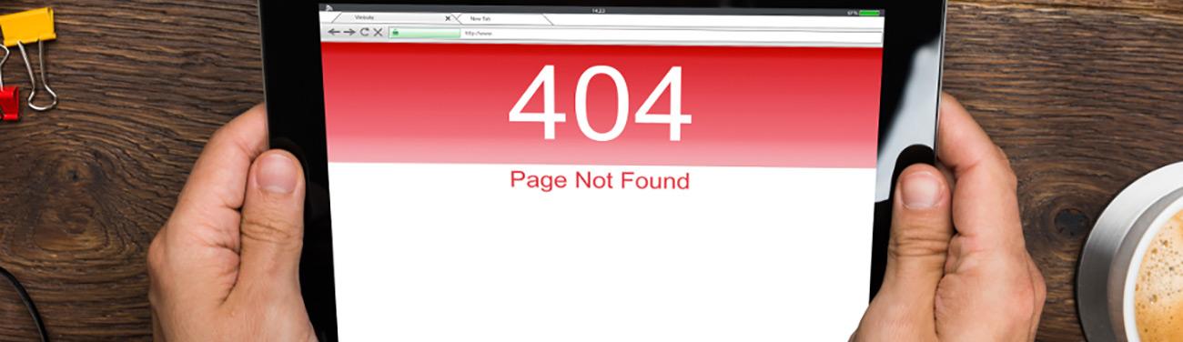 Los 8 códigos de error de estado HTTP más importantes para SEO